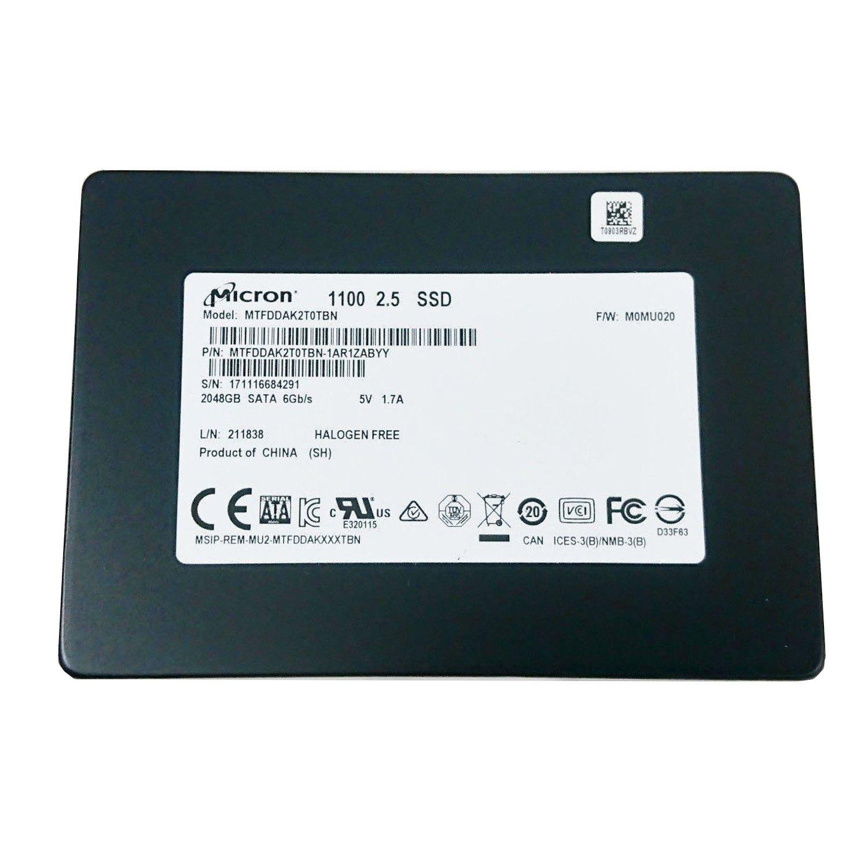 Micron 2TB 3D nand SSD $244.50 +FS