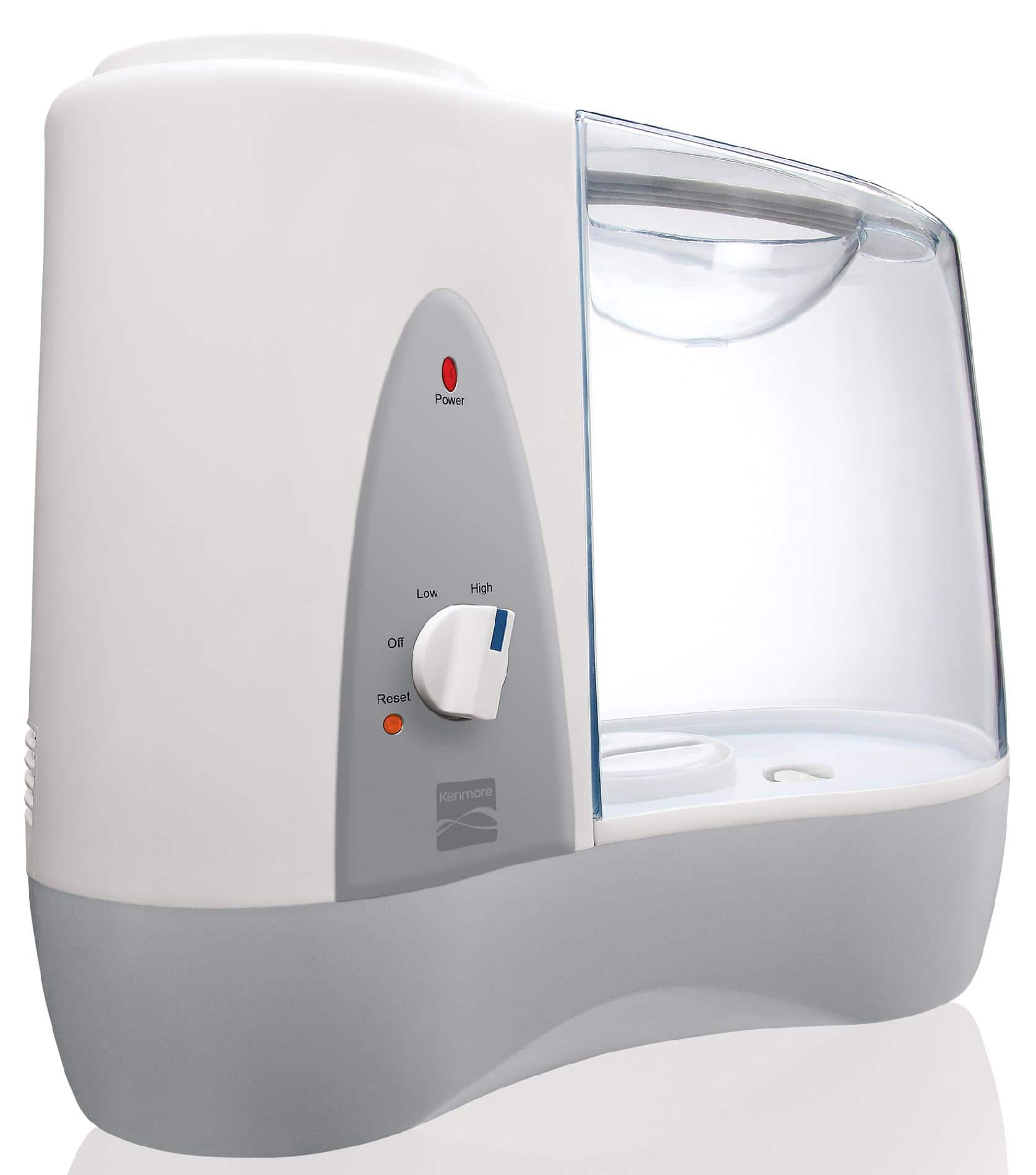 Kenmore 1.1-Gallon Warm-Mist Humidifier
