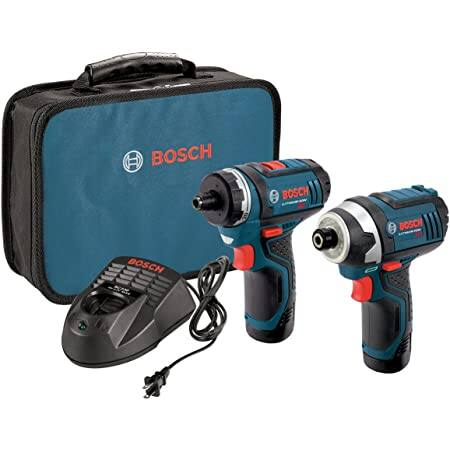 Bosch 2-Tool 12-Volt Max Power Tool Combo Kit with Soft Case (Charger Included and 2-Batteries Included) $99 @ Lowes & Amazon