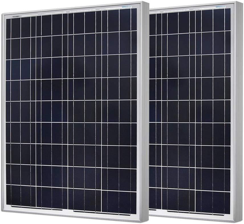 Renogy 100W 12V  HE POLYcrytalline Solar Panel - $89.99