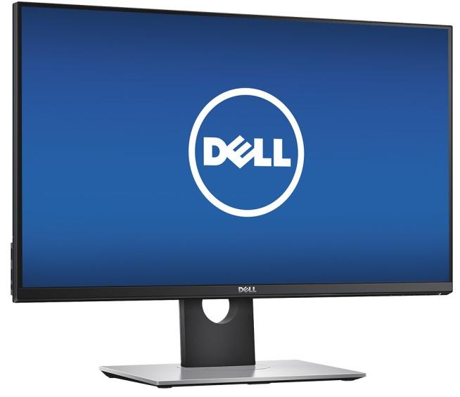 "Dell S2716DGR 27"" QHD 2560x1440 LED G-Sync Gaming Monitor - $480"