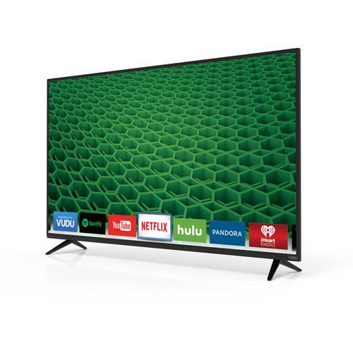 "VIZIO 50"" Class FHD (1080P) Smart LED HDTV (D50f-E1) for as low as $184, B&M, YMMV"