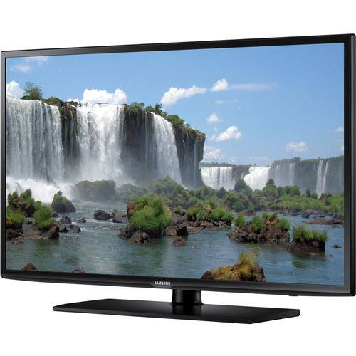 "SAMSUNG 55"" Class FHD (1080P) Smart LED TV (UN55J6201AFXZA) for as low as $249, B&M, YMMV"