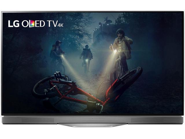 LG OLED55E7P 55-Inch 4K UHD OLED Smart TV with HDR (2017) $1899.99