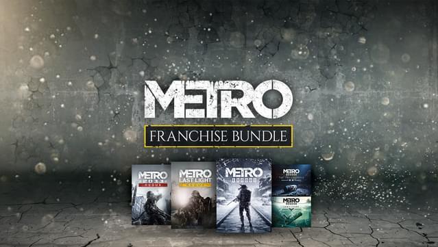 [GOG] [PC][YMMV] Metro Franchise Bundle (Metro 2033, Metro Last Light, Metro Exodus + The Two Colonels DLC and Sam's Story DLC  $38.79