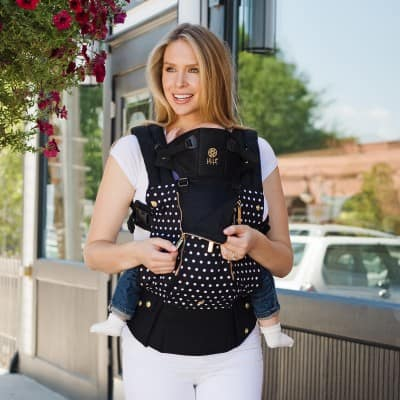 Lillebaby Complete All Season carrier - Spot On $97.5
