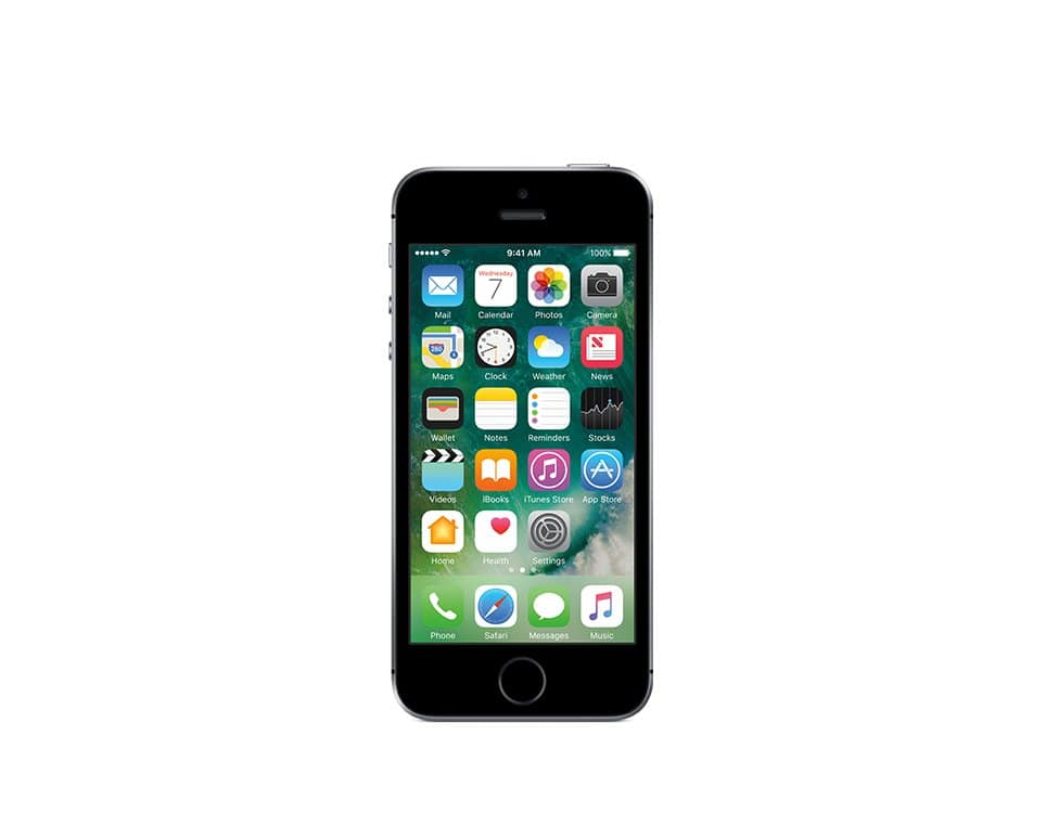 Back in Stock - 32GB Apple iPhone SE AT&T Prepaid GoPhone (Space Gray) - $200 +FS