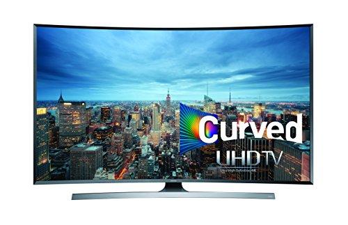 """Samsung - 55"""" LED - Curved Smart 3D 4K Ultra HD TV - Best Buy $899"""