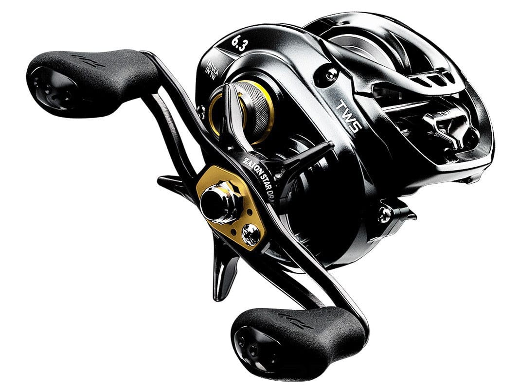 Daiwa Tatula TW SV (baitcaster fishing reel) 129.99!