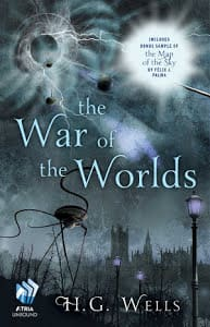 Free copy of H.G Wells - The war of the Worlds