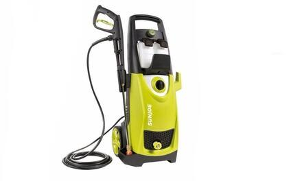 $89.99  Sun Joe SPX3000 2030 PSI 1.76 GPM Electric Pressure Washer, 14.5-Amp