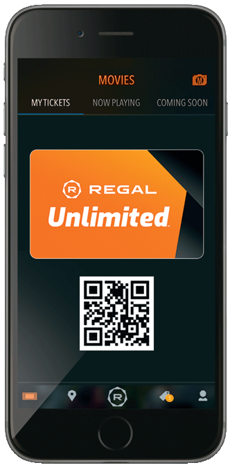 Regal Cinemas Unlimited Movies Plans $18-$23.50 Depending on Location Plus 40,000 Points For Signing Up and No Blackout Dates!!
