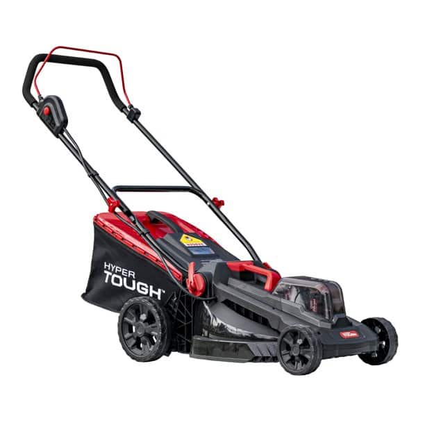Hyper Tough Cordless Rechargeable 40v Lawn Mower $79 Clearance at Walmart YMMV