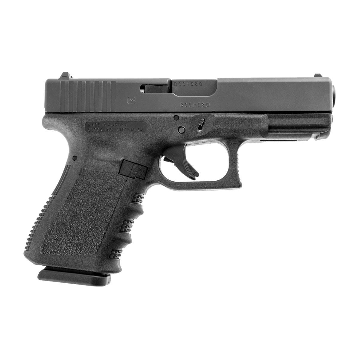Glock 19 G3 9mm Handgun w/2 15-Round magazine Plus $75 Gift Card only $509 with code
