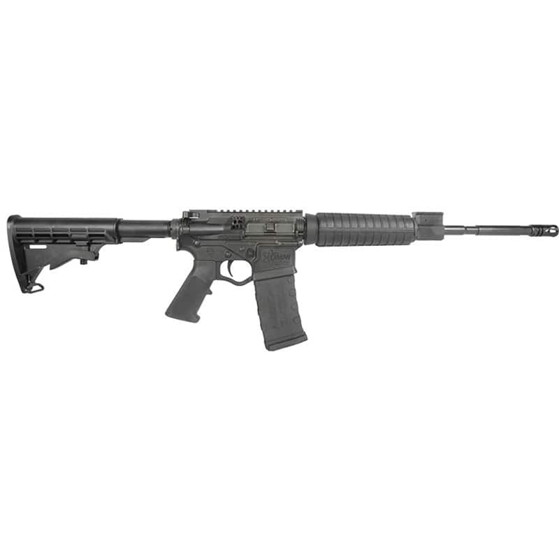 "Ati omni hybrid maxx semi-automatic .223 remington/5.56 nato 16"" 30+1 adjustable black stk black nitride $339.99"