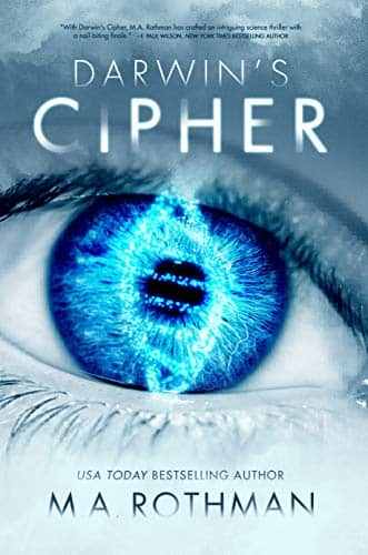 Darwin's Cipher e-book $0.99 -USA Today Best Selling Autuor