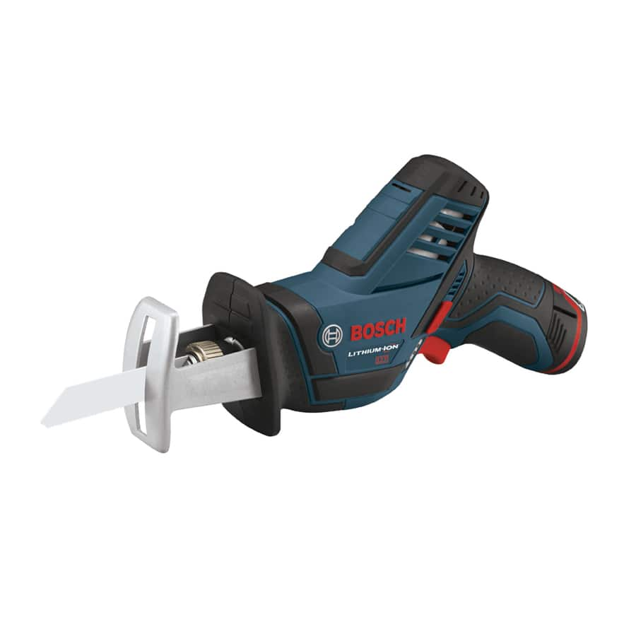 Bosch 12V Cordless Reciprocating Saw with Battery and Soft Case PS60-102 at Lowe's $79, ($64 w/coupon) YMMV