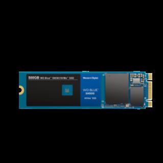 500GB WD Blue SN500 NVMe M.2 SSD @WD Store $55.99