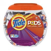 Lowes Deal: $7 Tide Pods 66 Count Spring Meadow Laundry Detergent @ Lowes YMMV