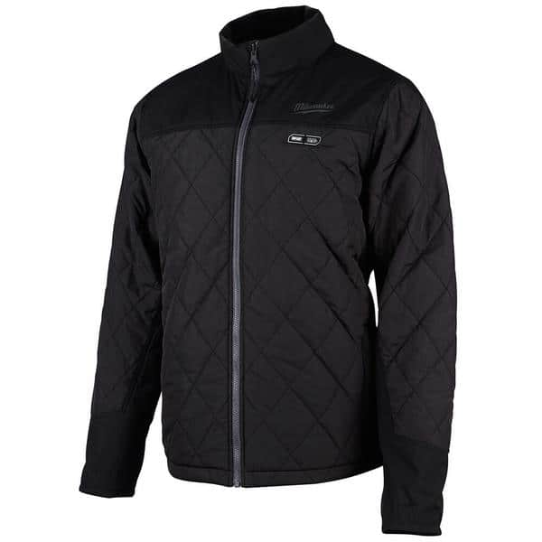 MILWAUKEE FUEL M12 Axis Heated Jacket KIT (Size M) $164