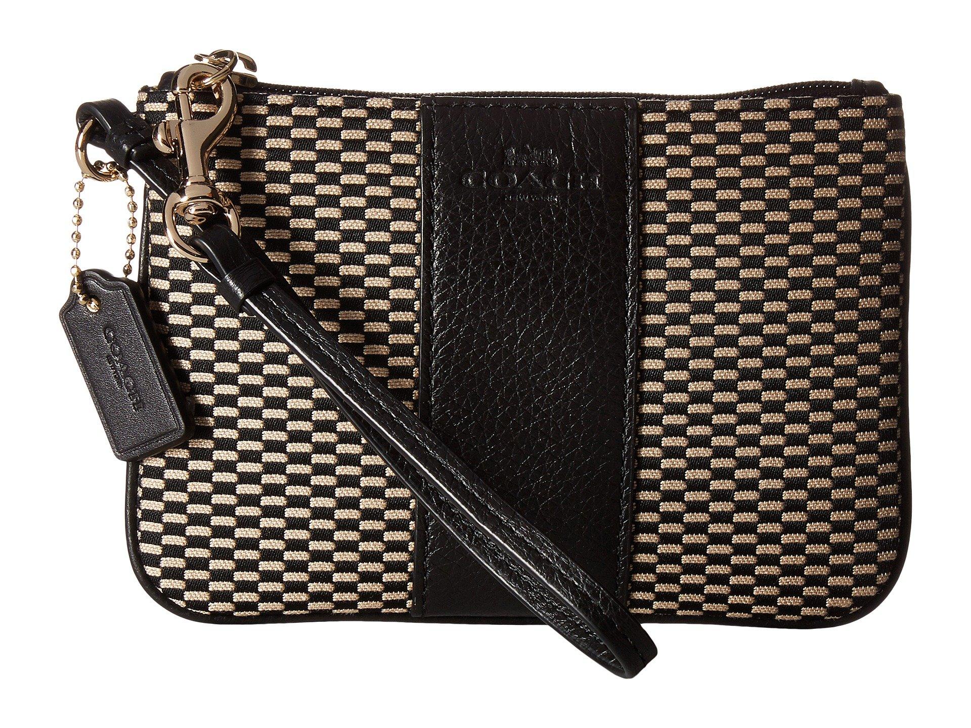 56% OFF COACH Exploded Rep Small Wristlet Handbag for $29.99 @ 6pm