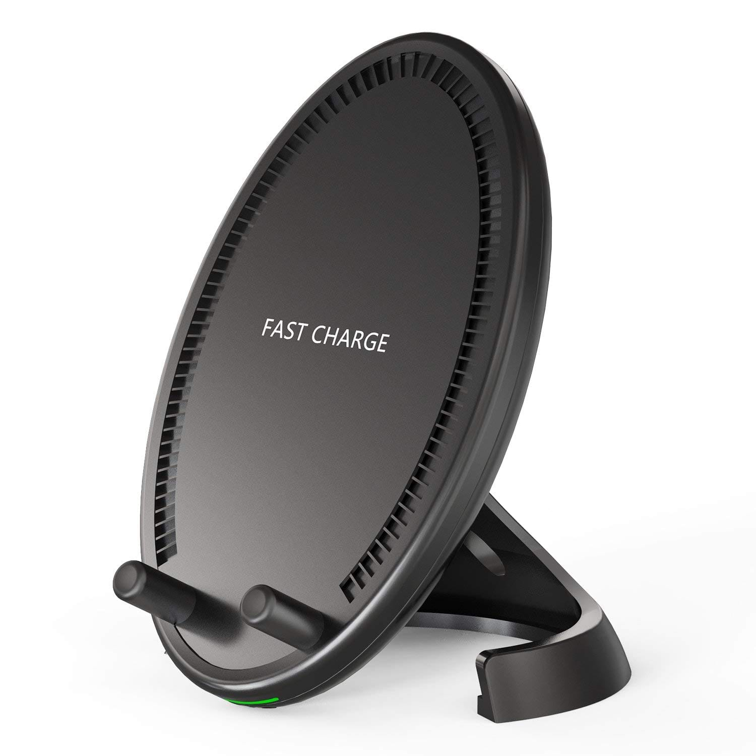 Wireless Charger 10W Fast Charging for Galaxy S8/S8 Plus/S7/S7 Edge,Note 8/Note 5, 5W for iPhone X iPhone 8/8 Plus (C580) $10.76