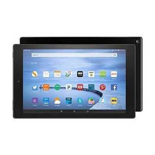 Refurbished Kindle Fire HD 10 Tablet, 10.1 HD Display, Wi-Fi, 16GB - w/ Special Offers, Black $89.99