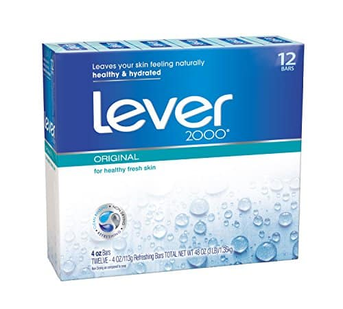 Target - $12.99 b/tax - 4-Ct Lever 2000 Bar Soap & 4-Ct St. Ives Oatmeal Scrub