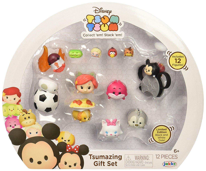 Tsum Tsum Disney 12 Figures Gift Set for $13.99