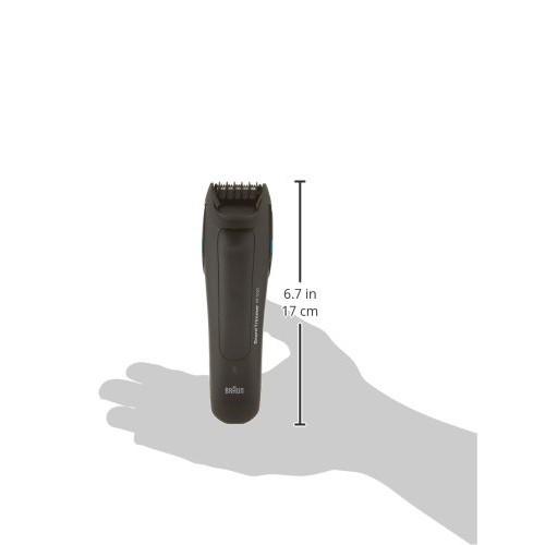 Braun BT5050 Beard Trimmer for Men with 25 Length Settings for $24.99