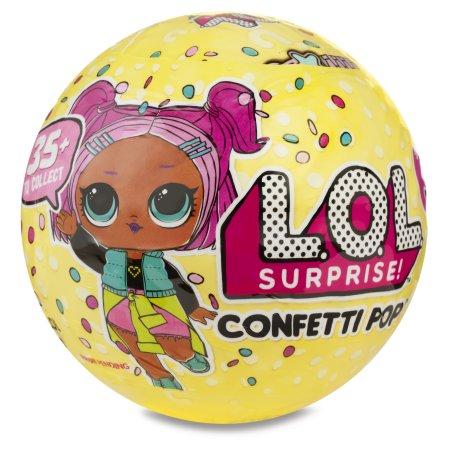 L.O.L. Surprise Series 3 Confetti Pop - $9 Walmart B&M YMMV