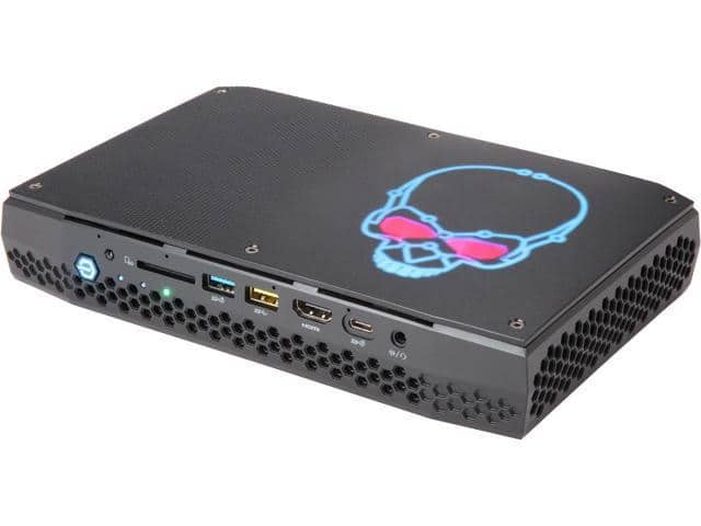 Intel NUC8I7HVK on Sale for $799 at newegg
