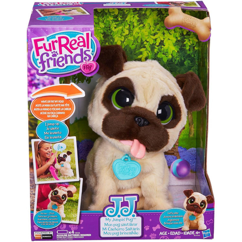 FurReal Friends JJ My Jumpin' Pug Pet $9 Walmart B&M YMMV only