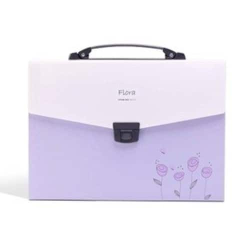 Shuter Accordion Expanding File Folder (4 colors) for $9.51