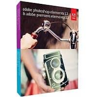 Amazon Deal: Adobe Photoshop Elements 12 & Adobe Premiere Elements 12 - Mac/Windows $75 + FS @ BB & Amazon