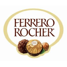 Ferrero Rocher, Hazlenut, 48 Count, 21.2oz for $11 at amazon
