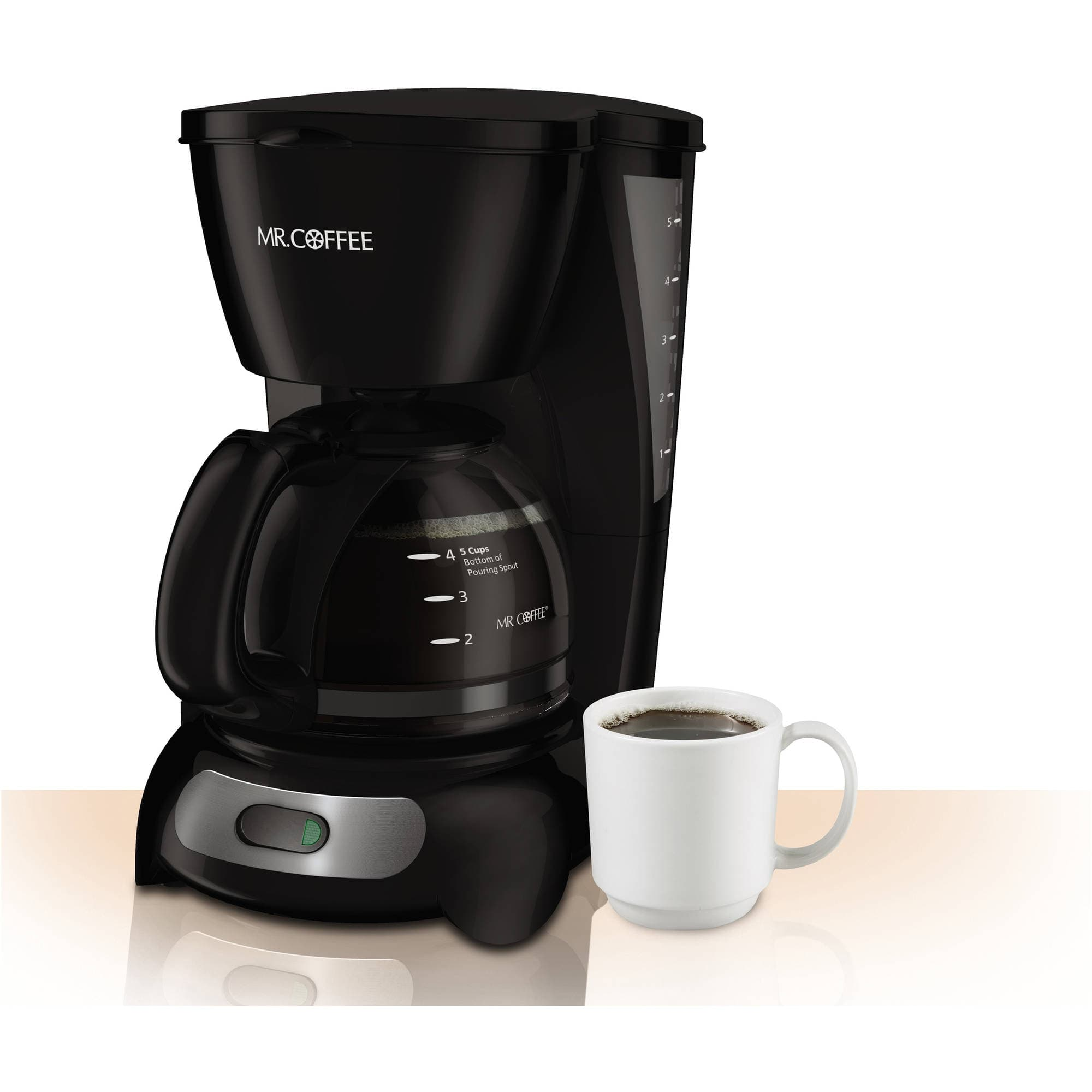 Mr. Coffee 5-Cup Coffeemaker (Black) - Page 3 - Slickdeals.net