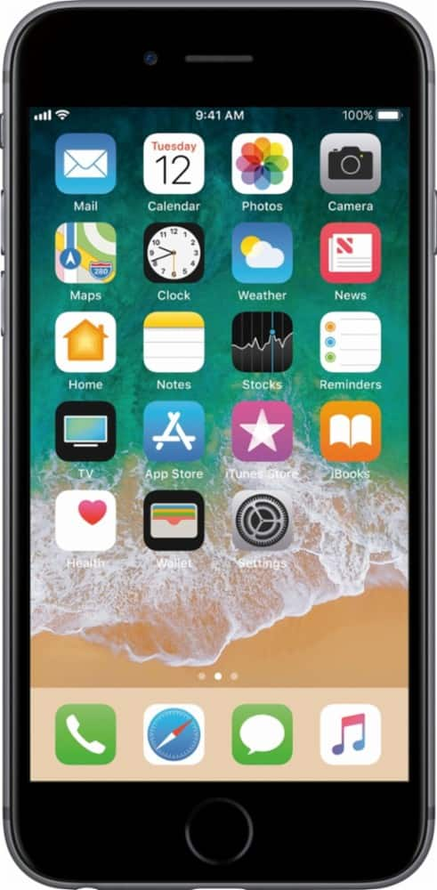 Apple iPhone 6s 32GB Unlocked Verizon Smartphone - $12.45/mo on 24 mo Device Payment Plan ($299) Free Shipping - Best Buy