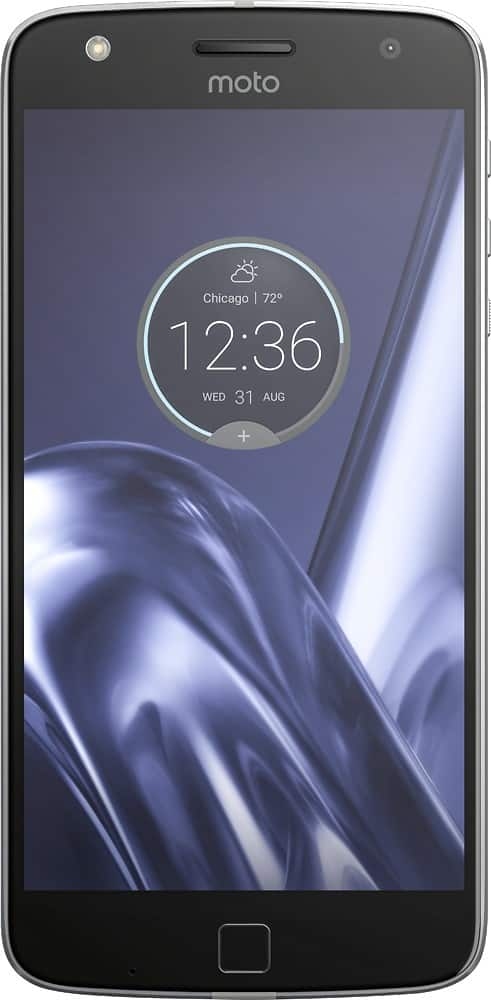 32GB Verizon Moto Z Play Droid - $9.99/mo. for 24 months w/ DPP (no bill credits) / $239.76 Pay Off - Best Buy (Back In Stock)