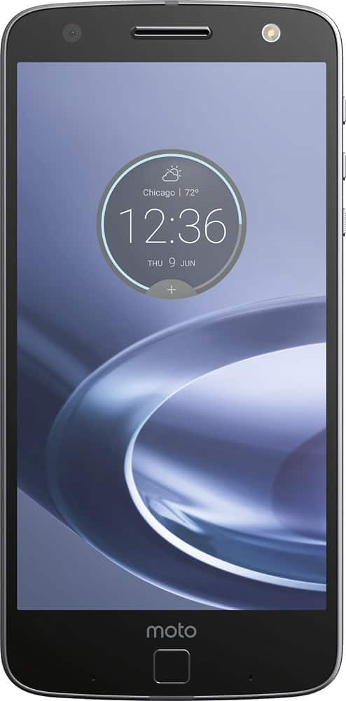 32GB Verizon Moto Z *Force* Droid - $12.99/mo. for 24 months w/ DPP (no bill credits) / $312 Full Pay Off - Best Buy