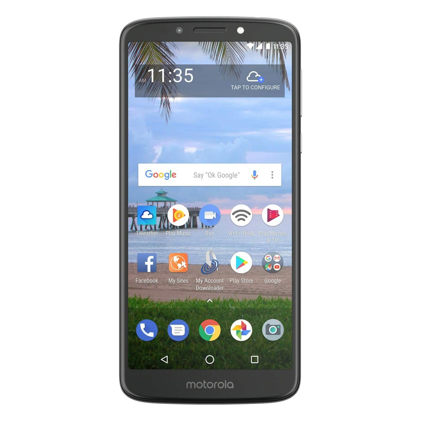 Total Wireless Motorola Moto E5 $60 free shipping - Target