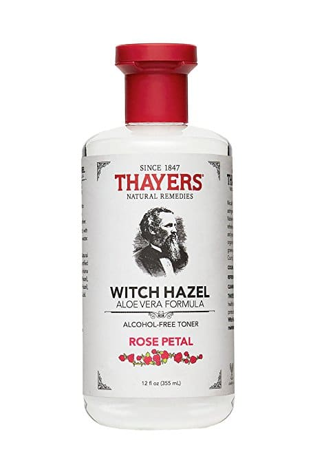 Add-on Item: Thayers Alcohol-Free Rose Petal Witch Hazel w/ Aloe Vera, 12 Fluid Ounce for $7.36