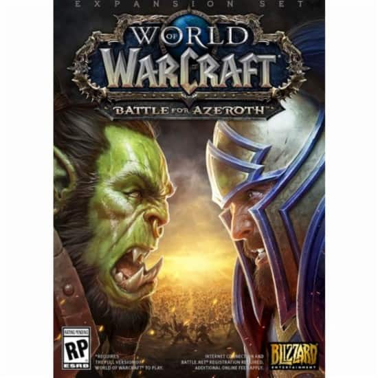Bestbuy World of Warcraft Battle for Azeroth Collector's Edition $80 after GCU +tax
