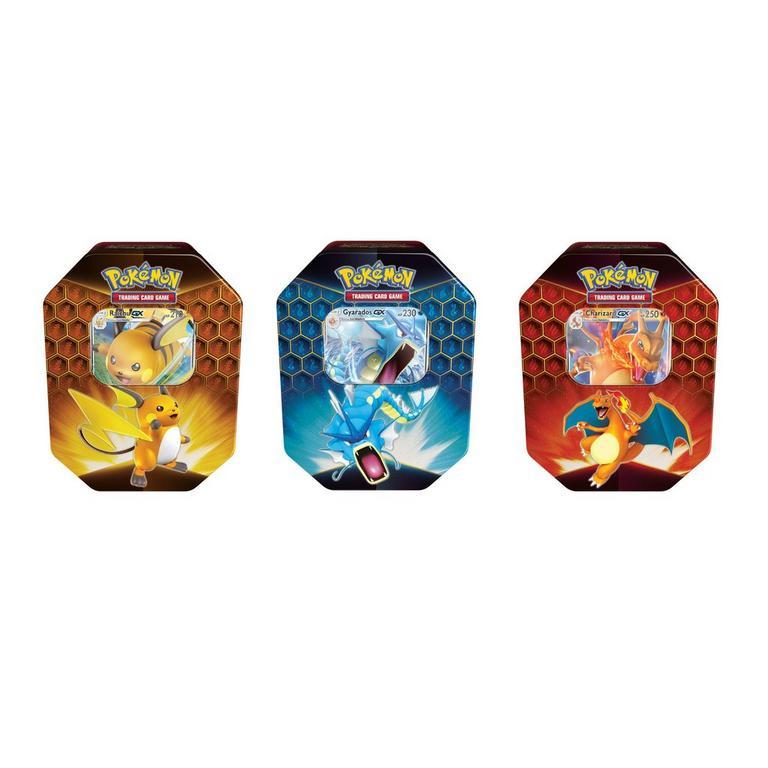 Pokemon Trading Card Game: Hidden Fates Tin (Assortment) $22.99 Back In Stock: 12/31/2020 Gamestop