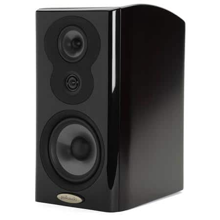 Polk Audio LSiM703 Bookshelf Loudspeaker, Single, Midnight Mahogany LSIM 703-B $299.99 fs