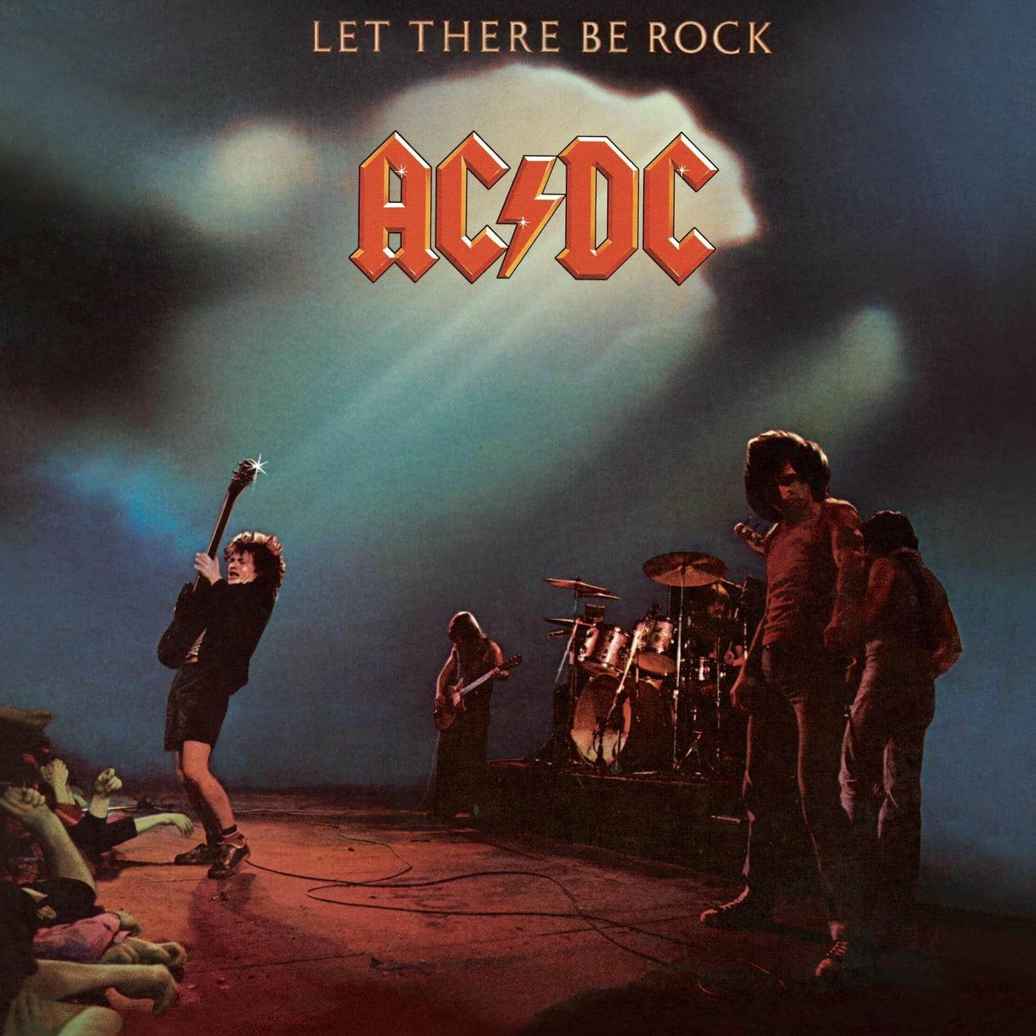 ACDC Let There Be Rock, vinyl $12.01