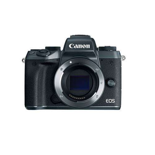 Canon EOS M5 Body Refurbished w/Refurbished Lens Adapter $728.99