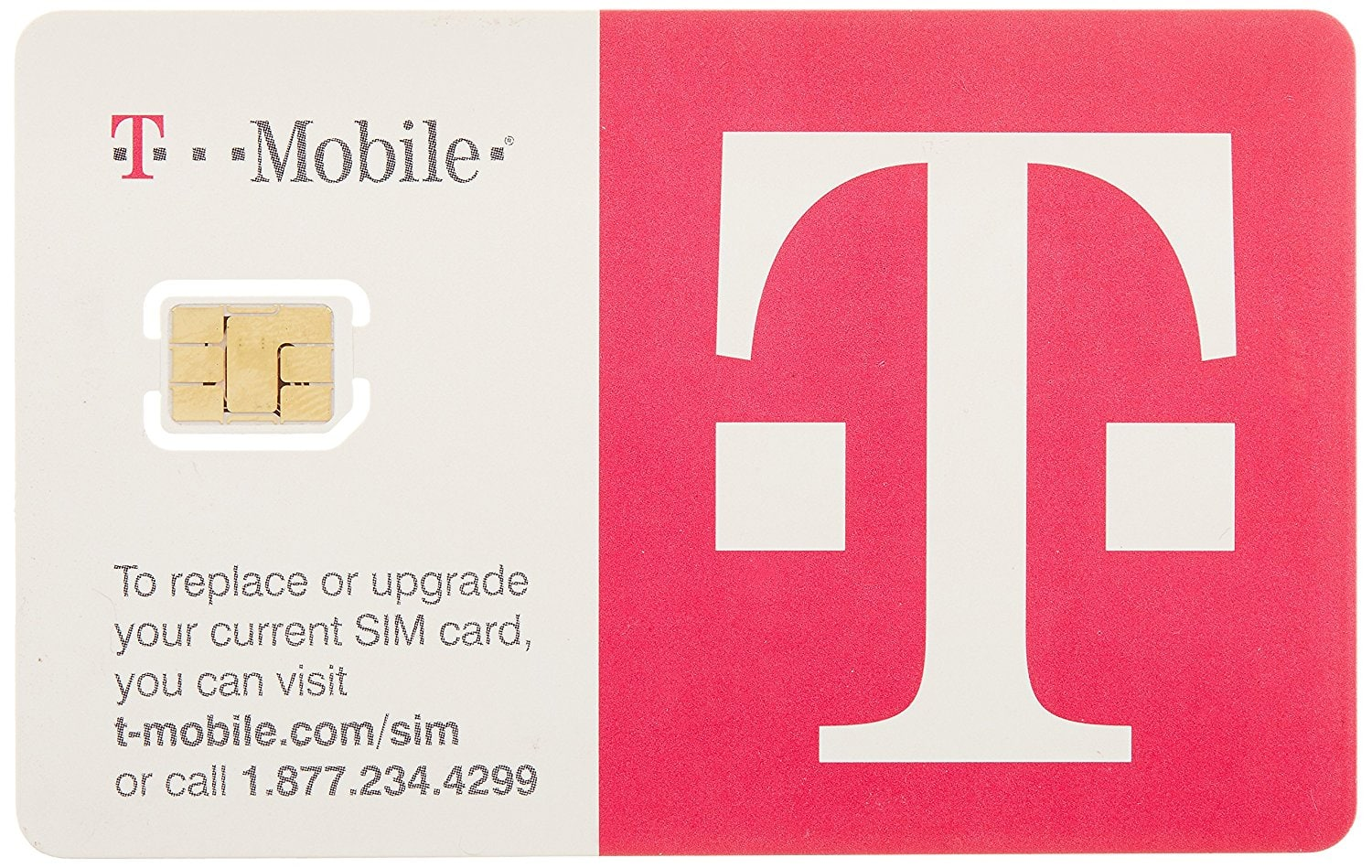 T-mobile sim $4 at Amazon