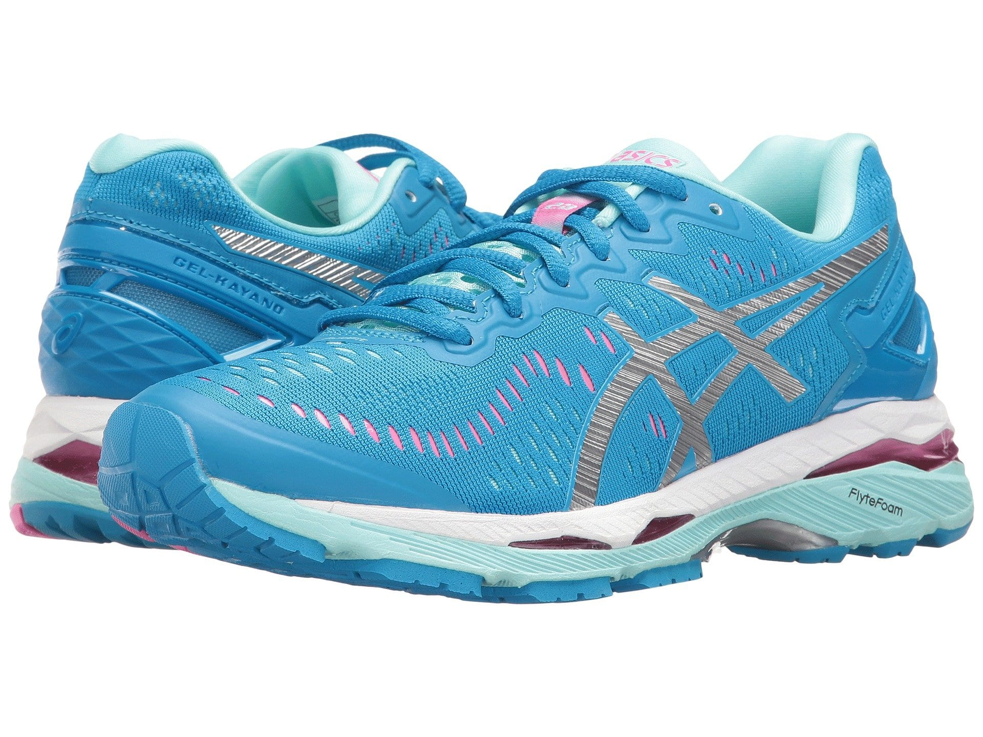 ASICS Gel-Kayano® 23 Women s Cushioning Running Shoes for  48 ... 25af0fa5a689