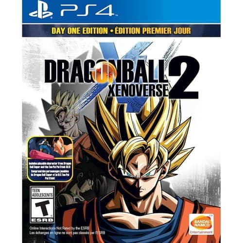 Dragon Ball Xenoverse 2 - PlayStation 4 $19.99